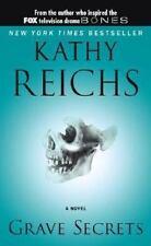 Grave Secrets by Kathy Reichs, Good Book