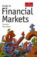 Guide to Financial Markets (Economist Books)-ExLibrary