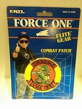 "Ertl Flite Gear Combat Patch - Dragon's Vma 133""Go Ahead. Make My Day"""