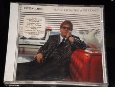 Elton John - Songs From The West Coast - CD Album - 2001 - 12 Great Tracks