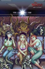The Theater #3 Sexy LIMITED VARIANT (500) Zenescope Ale Garza 2011 Exclusive