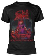 """Death """"Scream BLOODY Gore"""" T-Shirt-Nuovo e Ufficiale!"""
