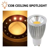 Ultra Bright /GU10/E27/E14 Dimmable 9W/12W/15W LED COB Spot Light Bulb Lamp CREE