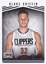 Blake Griffin 2016-17 Panini Studio Basketball Trading Card, #124