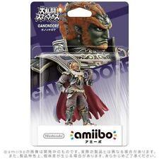 Nintendo amiibo Ganondorf Super Smash Bros. figure Wii U 3DS Japan NEW