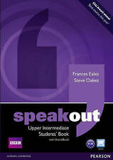 Speakout Upper Intermediate Students book and DVD/Active Book Multi Rom Pack by