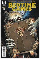 Bedtime Games #1 Dark Horse Comics Cover A 1ST PRINT HORROR