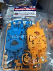 Tamiya Mini 4WD Special Project Item MS Color Chassi Set Light Blue Orange 95386