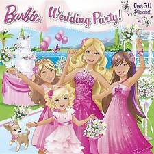 NEW Wedding Party! (Barbie) (Pictureback(R)) by Mary Man-Kong