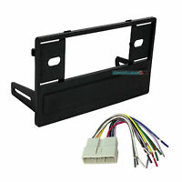 99-7888 Single-Din Radio Install Dash Kit w/Wires for Prelude Car Stereo Mount