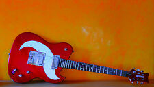 Daisy RockTom BoyDeuce E-Gitarre, Ruby Sparkle