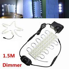 1.5m Mirror LED Light  Cosmetic Makeup Dressing Mirror Vanity Lighted 110-240V