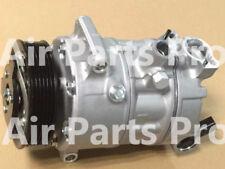 A/C Compressor W/Clutch NEW VW, Audi, Sanden type 1712, 167646