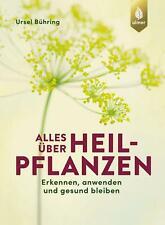 Alles über Heilpflanzen   Ursel Bühring   Buch   Deutsch   2020