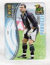 figurina PANINI CALCIO CARDS GAME 2005-06 N. 71 LAZIO PERUZZI