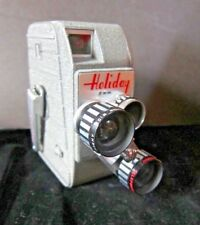 Holiday Vintage Mid Century 8mm Cine Turret Camera - Mansfield Industries Ltd
