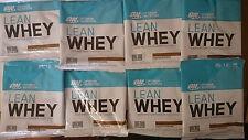 Optimum Nutrition Lean Whey Substitut De repas protéine 20 g Par Portion! échantillons