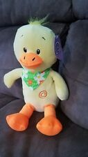 "Giftable World 12"" Duck Chick Plush Stuffed Animal Toy NWT Easter plush"