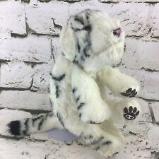 WowWee Interactive Plush Siberian Tiger Cub Lifelike Wildlife Electronic Animal