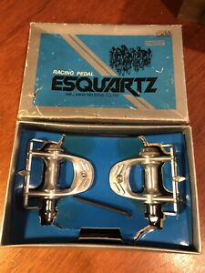 NOS MKS Esquartz-102 Pedals In Original Box