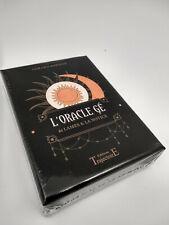 Oracle Gé jeu de cartes divinatoires en Français 61 cartes + notice et pochette