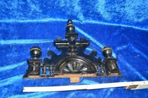 Historismus Regulator Uhrenaufsatz Uhrenkrone  1niv5