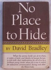 No Place to Hide HC Book