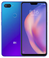 Xiaomi Mi 8 Lite - 64 GB - Aurora Black (Unlocked)