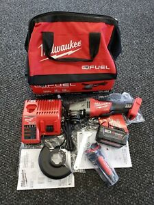 Milwaukee M18 FUEL 18-Volt  Brushless Cordless 4-1/2 in./5 in. Grinder 2780-20 +