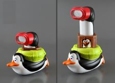 2014 McDonald's Penguins of Madagascar Penguin Periscope #4 Happy Meal Toy