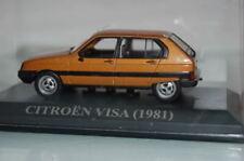 Altaya NQC 80 Citroen Visa II 1981 - IXO 1/43 (cochesaescala)