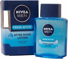 Nivea Men Fresh Active After Shave Lotion - 100 ml - Free Shipping