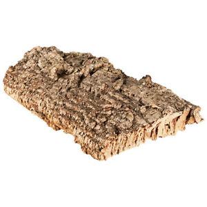 Kork Rinde: 15x30 cm   gereinigt   Natur Kork   Kork Eiche   Vögel   Kork Platte
