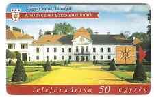 Hungary phonecard used.