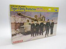 DRAGON 6730 Tiger-1 Early Production Pz.Kpfw.VI,Ausf.E Wittmann's 1/35