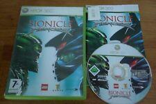 XBOX 360 GAME BIONICLE HEROES