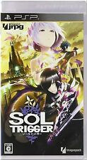 NEW Sol Trigger Sony PSP Quick Free shipping 4580320630058 #2