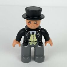 Lego Duplo Set 5544 Sir Topham Hatt MiniFigure Piece 47394pb096 Thomas & Friends