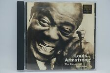Louis Armstrong - The Essential Satchmo  CD Album