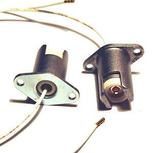 Fassung R7s für 2-seitig gesockelte Halogenstablampen Typ:109265