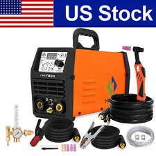 Tig Welder Pulse 110v 220v Dual Volt 200p Hf 200a Stick Arc Tig Welding Machine