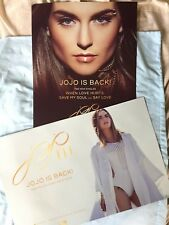 JoJo Poster 11x17  promotional (Not a CD or DVD)  Official When Love Hurts 3 III