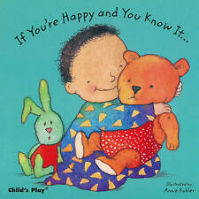 *BRAND NEW* IF YOU'RE HAPPY AND YOU KNOW IT... (Board Book, Baby Book)