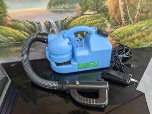 Lanxstar Electric Sprayer Sanitizer: 1200W, Low Volume Fogger Mister, + Straps