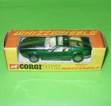 Corgi / 203 De Tomaso Mangusta / Boxed