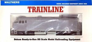 Walthers 931-300 HO Scale Undecorated EMD F40PH Diesel Locomotive LN/Box