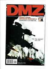 "DMZ #1 Vertigo/DC!!! Syfy ""TV"" series! 1st! DMZ BRIAN WOOD!!! 1st Print! NM!"