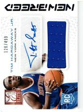 Tim Hardaway Jr. 2013-14 Elite New Breed Autograph Jersey Card