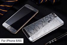 3D Désign Créateur coupé Protection Écran En Verre Trempé pour iPhone 6/6S