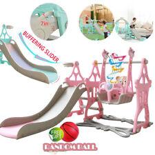 Toddler Climber Slide Swing Set Kid Indoor Outdoor Playground Child Play Set Toy